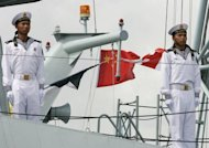 PLA Navy sailors in 2007. A Chinese naval drill planned for the East China Sea would mark the latest provocative move in the dispute over the tiny Japan-controlled islets known as the Diaoyu chain in China and the Senkaku islands in Japan