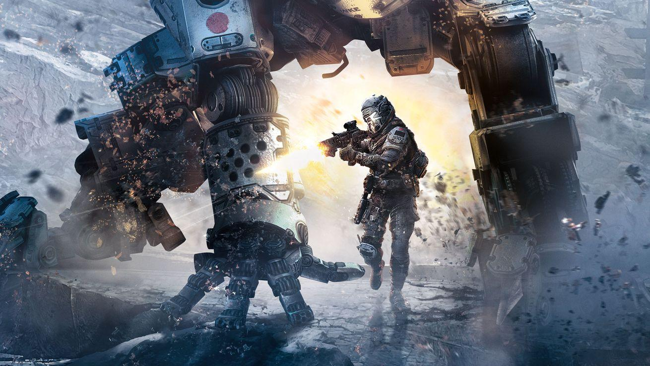 Titanfall 2 toys hitting alongside the game later this year
