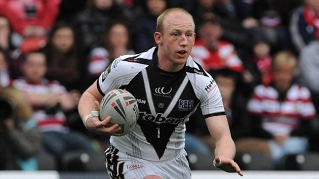 Shaun Briscoe has left Widnes immediately by mutual consent