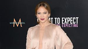 Jennifer Lopez Launching a T-Shirt Line