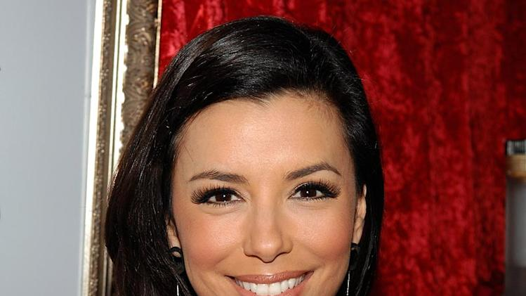 "Eva Longoria at the Cosmopolitan Invites You to Celebrate the Publication of Felicity Huffman's ""A Practical Handbook for the Boyfriend."""