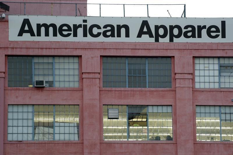 American Apparel confirms takeover offer, sets new 'poison pill'