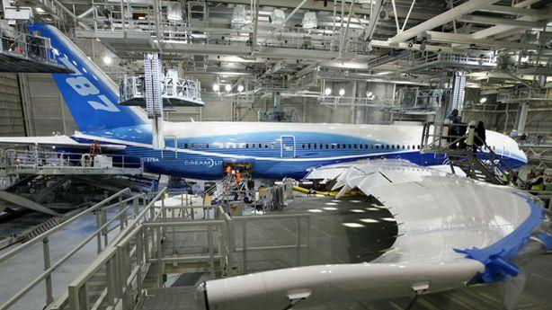 FAA Orders Review of All Boeing 787 Dreamliners