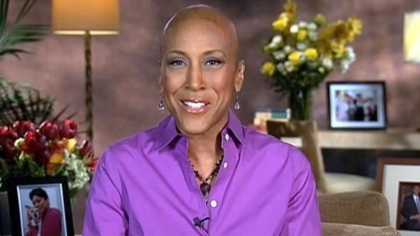 Robin Roberts hoping to be back to 'GMA' soon