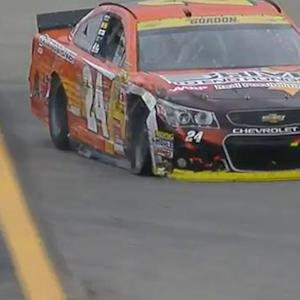 Costly tire issue ill timed for Gordon