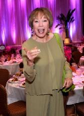 Shirley MacLaine attendS Variety's 1st Annual Power of Women Luncheon at the Beverly Wilshire Hotel on September 24, 2009 -- WireImage