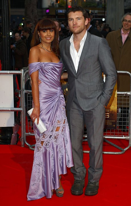 Clash of the Titans UK premiere 2010 Sam Worthington