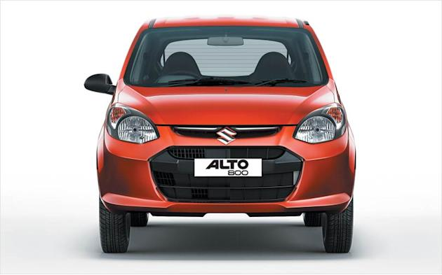 Exclusive First Look: The new Maruti Alto 800