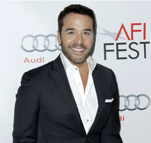 "FILE - In this file photo taken on Nov. 7, 2011, actor Jeremy Piven arrives at the screening of ""I Melt With You"" during AFI FEST 2011, in Los Angeles. ""Masterpiece"" executive producer Rebecca Eaton said Wednesday, July 25, 2012, that Piven will star in ""Mr. Selfridge,"" a drama series about the flamboyant American who founded the British department store Selfridges. (AP Photo/Matt Sayles, File)"