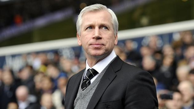 Anzhi would represent a notable scalp for Alan Pardew and his team