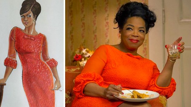 Oprah Winfrey in 'The Butler'
