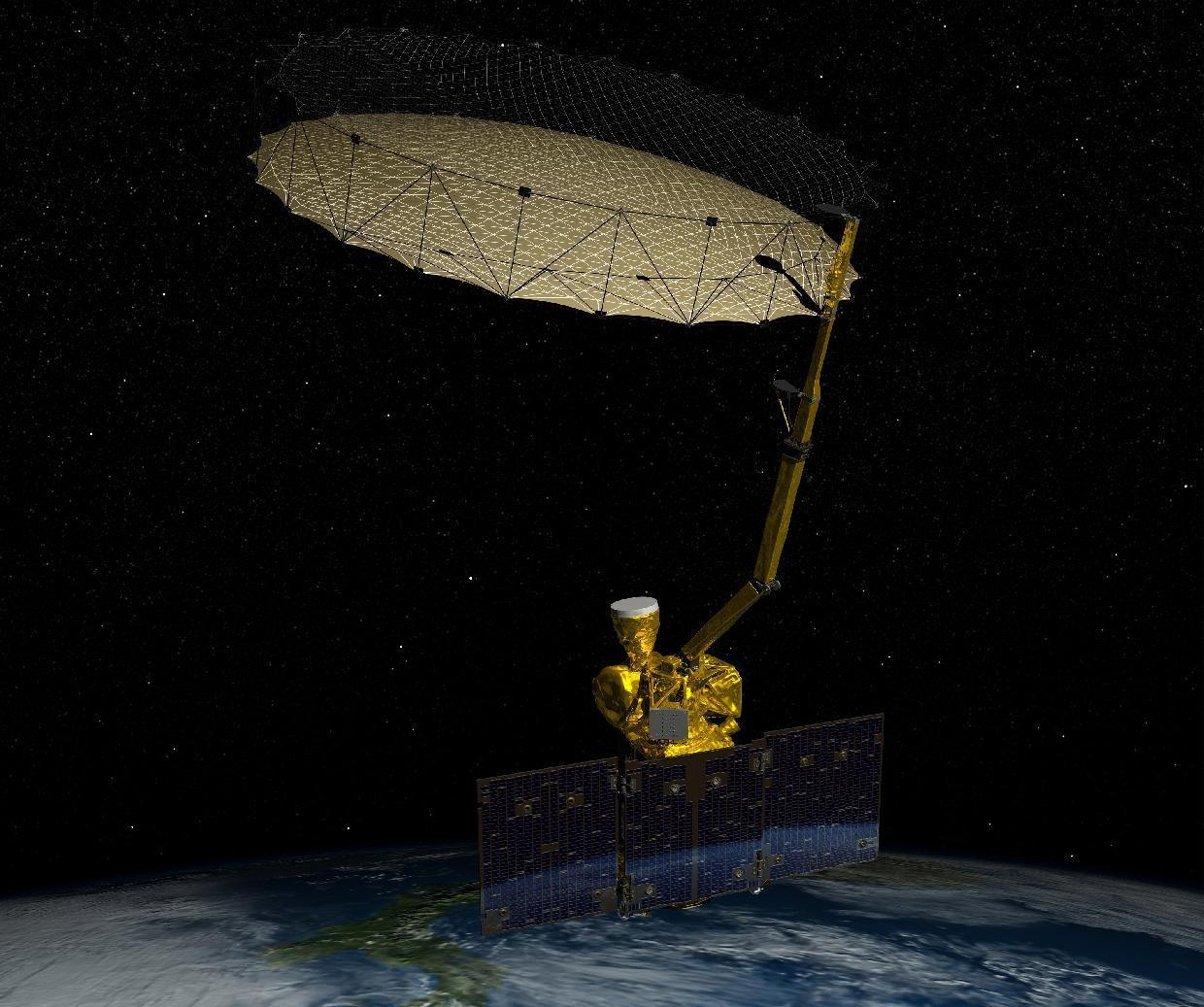 New NASA soil moisture satellite loses 1 science instrument