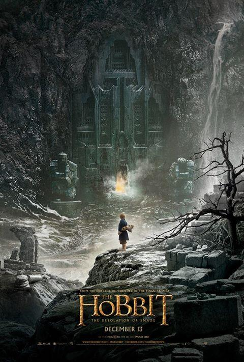 'The Hobbit 2' Releases Poster: Bilbo Ready to Face Smaug
