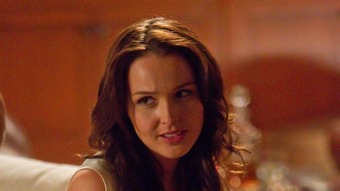 "Camilla Luddington stars as Lizzie in ""Californication."""