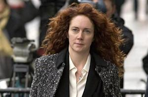 Former News International chief executive Rebekah Brooks arrives at the Old Bailey courthouse in London November 18, 2013. REUTERS/Neil Hall