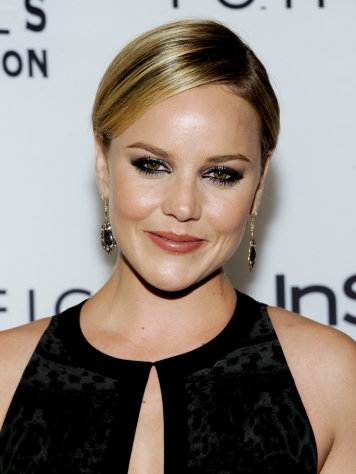 "FILE - In this Sept. 13, 2011 file photo, actress Abbie Cornish attends the Instyle and Hollywood Foreign Press party at the Windsor Arms Hotel during the Toronto International Film Festival in Toronto. Cornish's film, ""The Girl,"" about a single mother who helps smuggle illegal immigrants over the U.S.-Mexico border, will be one of the features shown at 11th annual Tribeca Film Festival, held April 18 to April 29 in New York. (AP Photo/Evan Agostini, file)"
