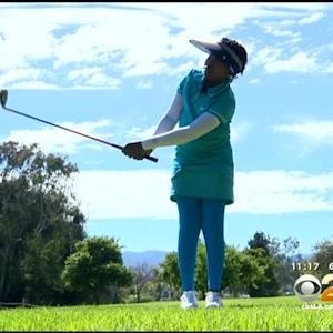 Bone Marrow Transplant Cures Young Golfer Of Sickle Cell Anemia