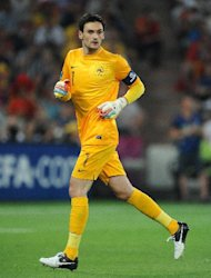 It is understood Hugo Lloris was undergoing a medical at Tottenham on Friday