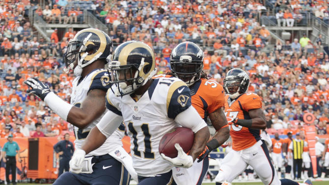 Ogletree shines in Rams' 27-26 loss to Broncos