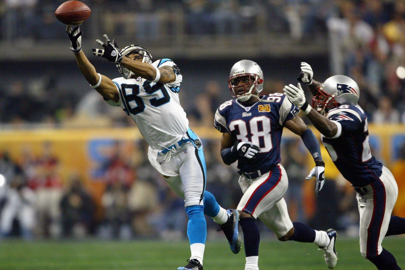 A look back at the Panthers' first Super Bowl appearance