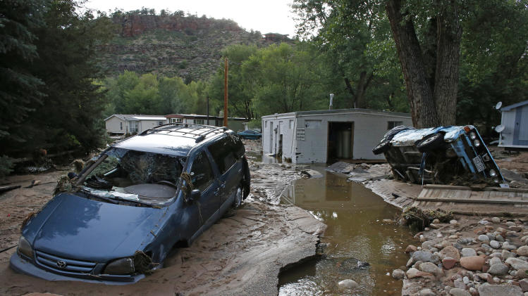 Colorado flooding could keep tourists away