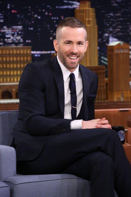 Ryan Reynolds Is \'Wrapped Around\' Daughter\'s Finger, But She\'s \'Allergic To Sleep\'