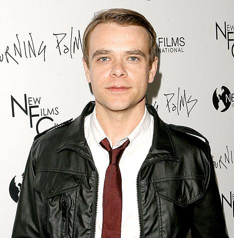 Nick Stahl Arrested for Alleged Crystal Meth Possession