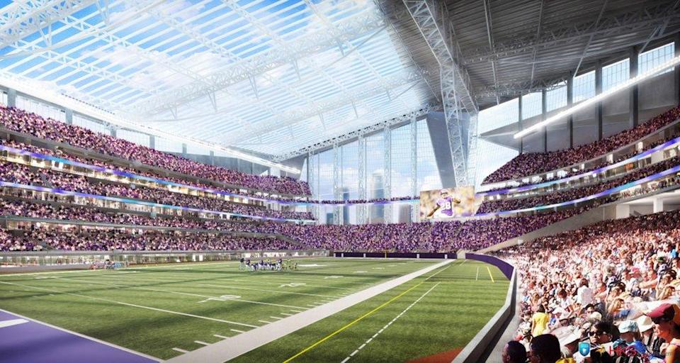 Pick 6: Signature images of NFL stadiums