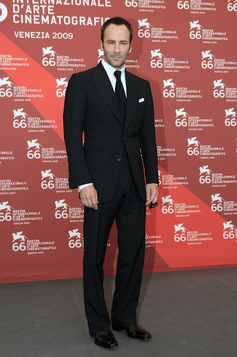 66th Annual Venice Film Festival 2009 Tom Ford