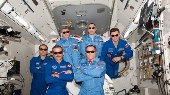 Astronauts Will Watch Super Bowl from Space