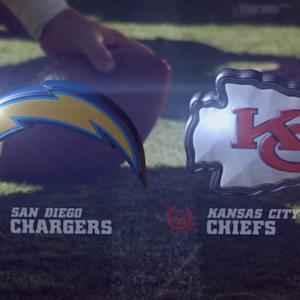 Week 17: San Diego Chargers vs. Kansas City Chiefs highlights