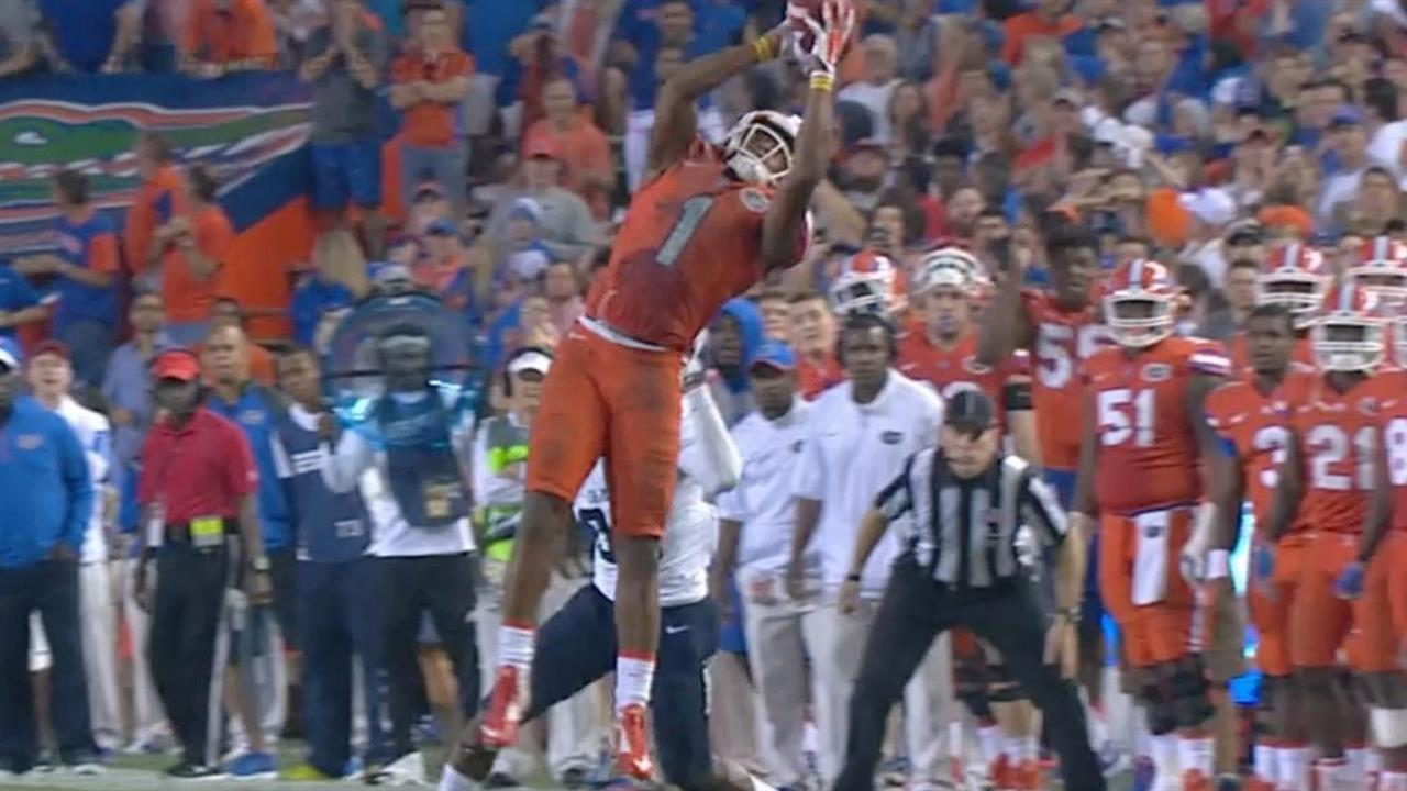 Florida DBs are team's real heroes