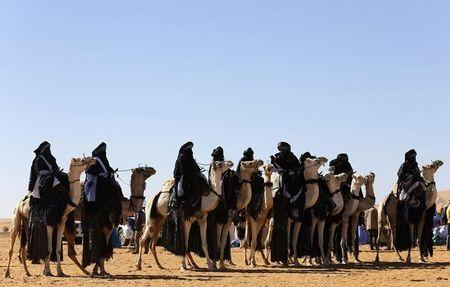 Tribal chief of Mali's Tuaregs dies amid stalled peace talks