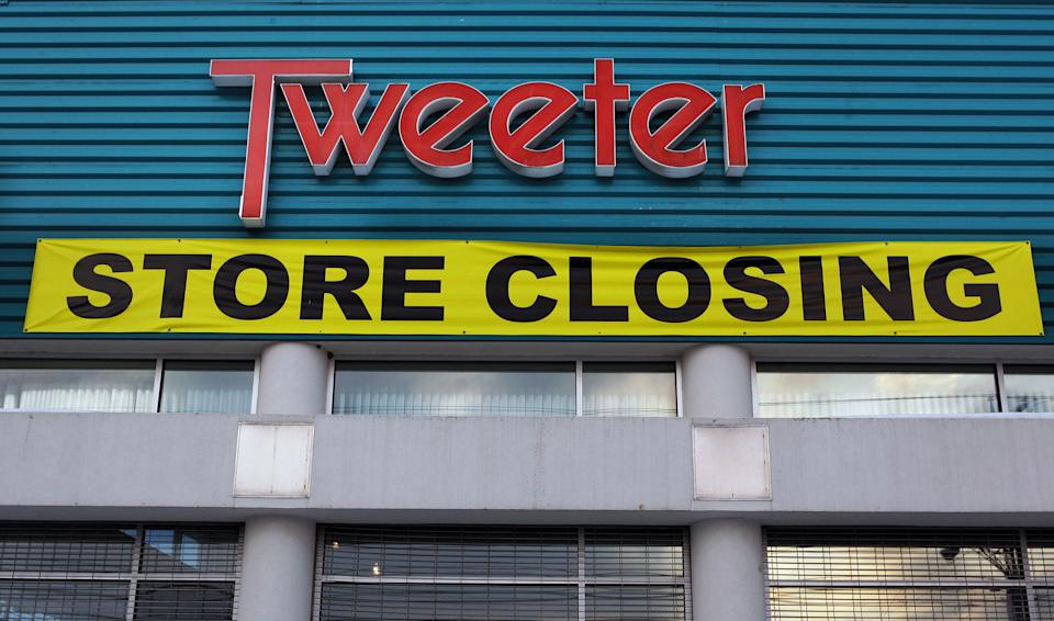 New stock symbol for Tweeter after Twitter mix-up