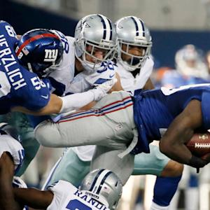 Week 7: New York Giants vs. Dallas Cowboys highlights