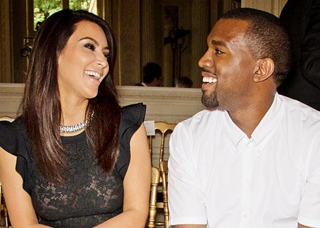 "Kanye West: I Wrote ""Perfect Bitch"" About Kim Kardashian"