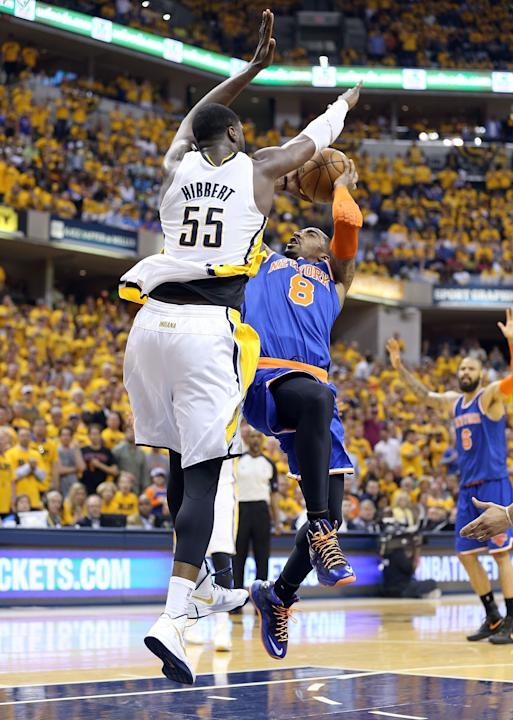 New York Knicks v Indiana Pacers - Game Six