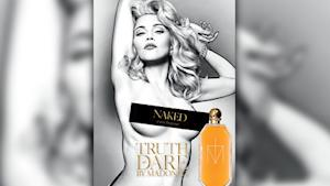 Madonna's Naked 'Truth or Dare' Ad