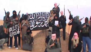 Foreign fighters flood into Syria and Iraq