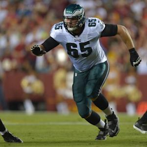 RADIO: Eagles' Lane Johnson on his NFL adjustments