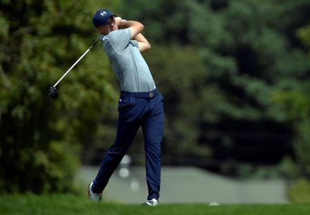 Spieth misses Barclays cut, loses top ranking to McIlroy