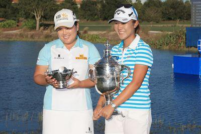 Lydia Ko wins $1 million LPGA 'Race' jackpot, becomes golf's youngest Player of the Year
