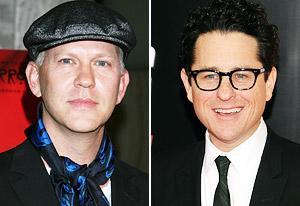 Ryan Murphy, J.J. Abrams | Photo Credits: Tommaso Boddi/WireImage, Dimitrios Kambouris/WireImage