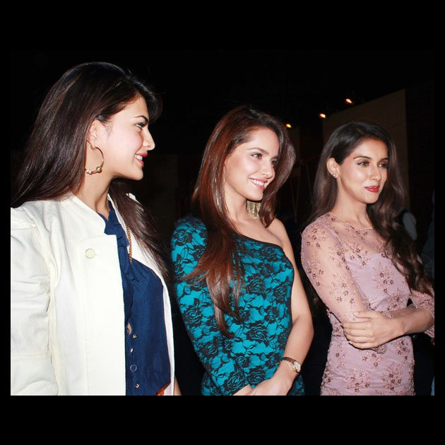 What are the &amp;#39;Housefull 2&amp;#39; girls up to?