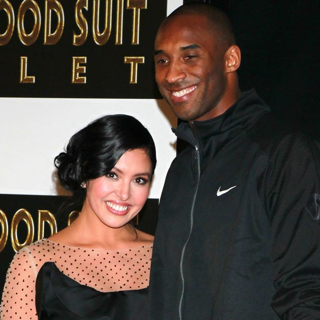 Vanessa Bryant, after picking Kobe up from practice (Getty Images) Kobe Bryant's wife Vanessa filed for divorce last winter after claiming that the two's differences were irreconcilable, but the two