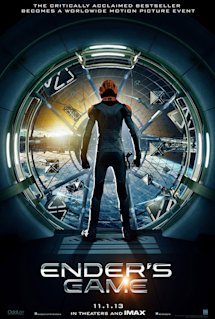 Poster of Ender&#39;s Game