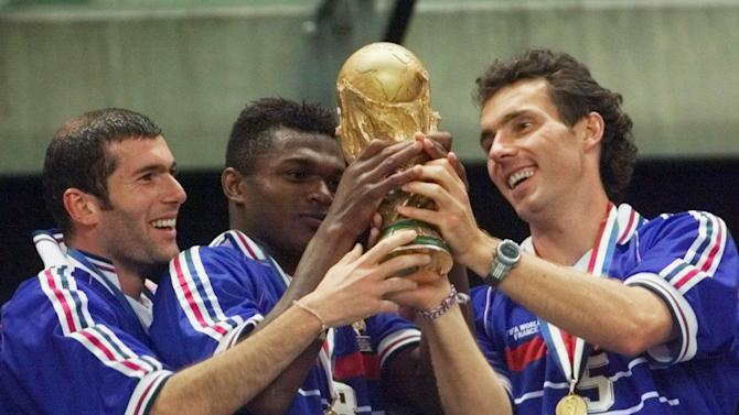 ON THIS DAY: Zidane gives France 1st World Cup win