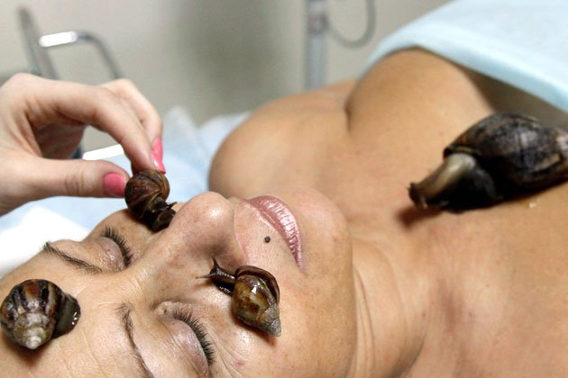 Weird &amp; wacky beauty treatments