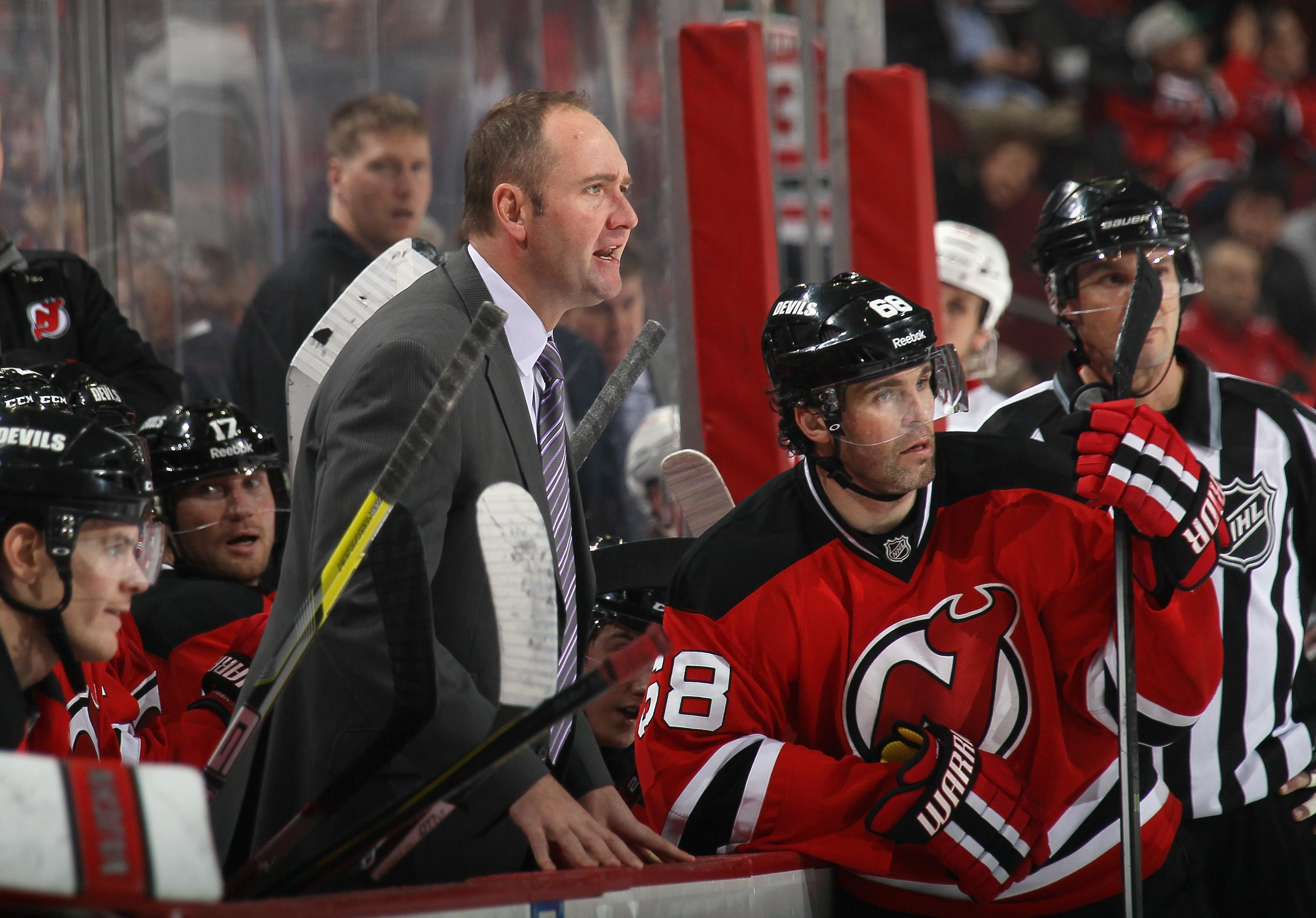 Devils dump DeBoer as coach after weak start