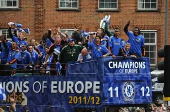 Chelsea boosted by 64m euro Champions League winnings